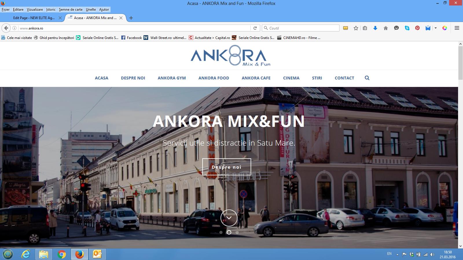 caputura front page ANKORA