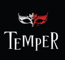 Temper-Naming, identitate vizuala, design de ambalaj