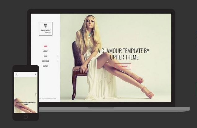 website-fashion-design